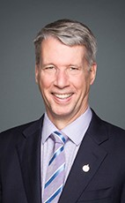 Andrew Leslie, member of parliament