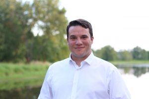 photo of councillor matthew luloff