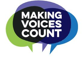 Making Voices Count logo
