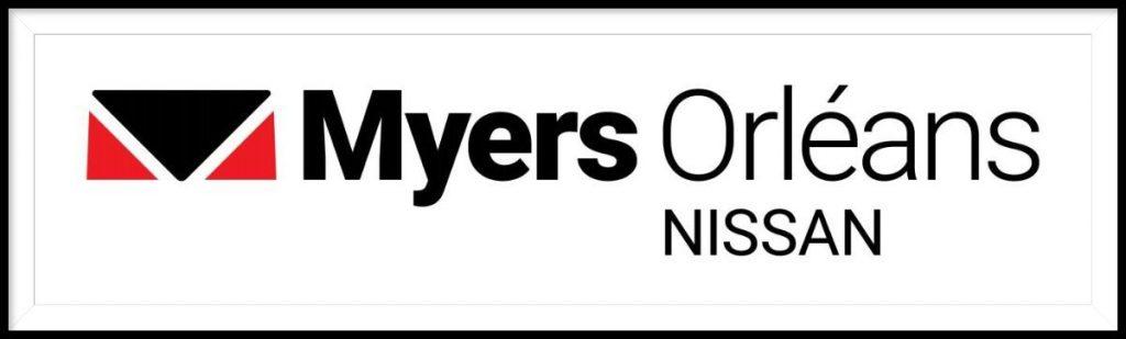 Myers Orléans Nissan Logo